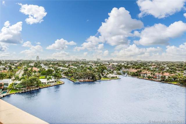 333 Sunset Dr #802, Fort Lauderdale, FL 33301 (MLS #A10962346) :: Green Realty Properties
