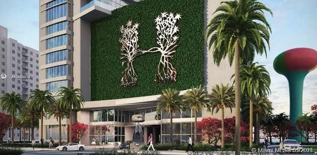 4111 S Ocean Dr #1003, Hollywood, FL 33019 (MLS #A10962484) :: Patty Accorto Team