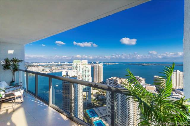 475 Brickell Ave #4507, Miami, FL 33131 (MLS #A10963254) :: Patty Accorto Team
