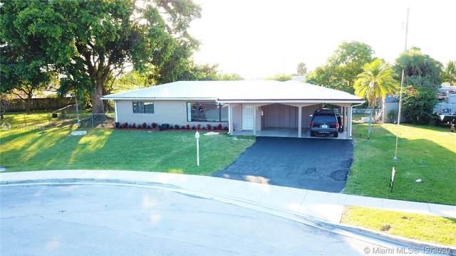 1357 NW 65th Ter, Margate, FL 33063 (MLS #A10963465) :: Berkshire Hathaway HomeServices EWM Realty