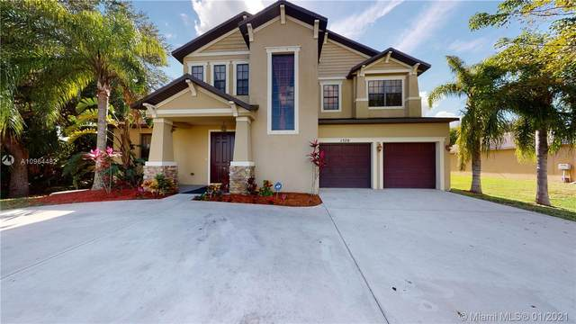 1570 SW Abingdon Avenue, Port Saint Lucie, FL 34953 (MLS #A10964482) :: THE BANNON GROUP at RE/MAX CONSULTANTS REALTY I