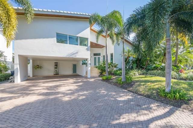 699 Glenridge Rd, Key Biscayne, FL 33149 (MLS #A10964655) :: The Rose Harris Group
