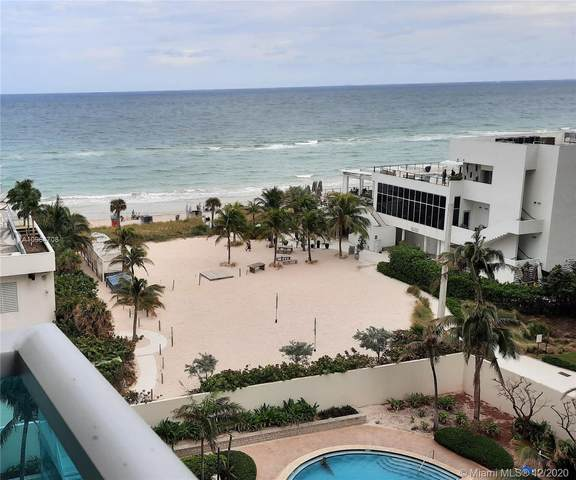 4001 S Ocean Dr 8L, Hollywood, FL 33019 (MLS #A10964708) :: Podium Realty Group Inc