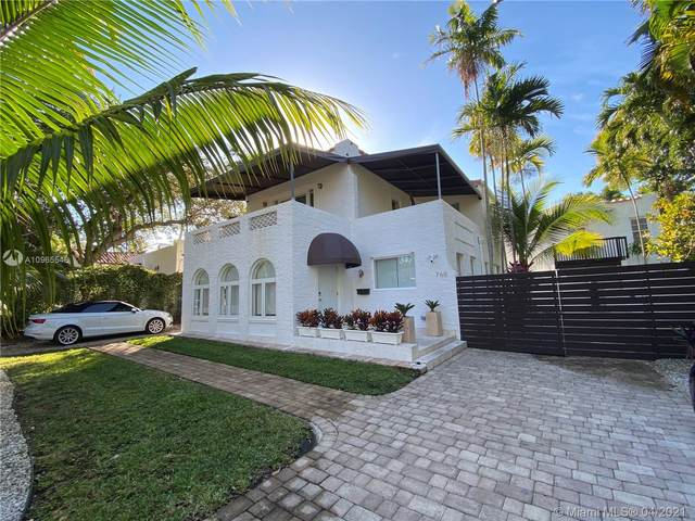 768 NE 72nd St, Miami, FL 33138 (MLS #A10965548) :: Prestige Realty Group