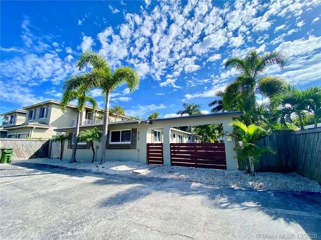 618 NE 20th St, Wilton Manors, FL 33305 (MLS #A10965800) :: Carole Smith Real Estate Team