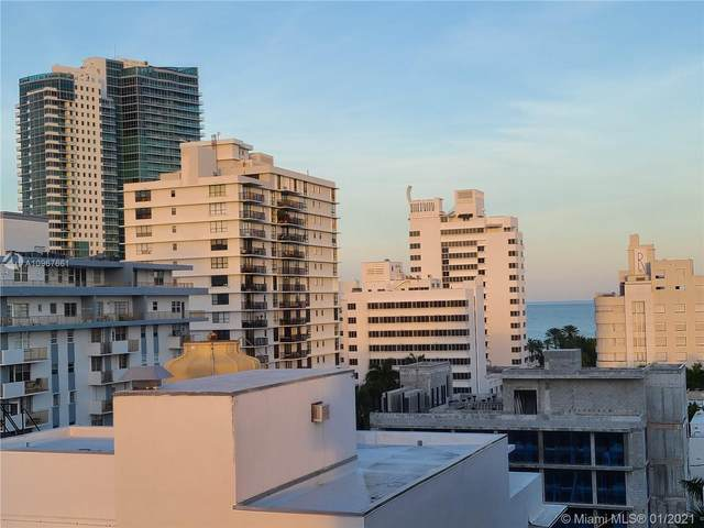 1750 James Ave 10L, Miami Beach, FL 33139 (MLS #A10967661) :: Green Realty Properties