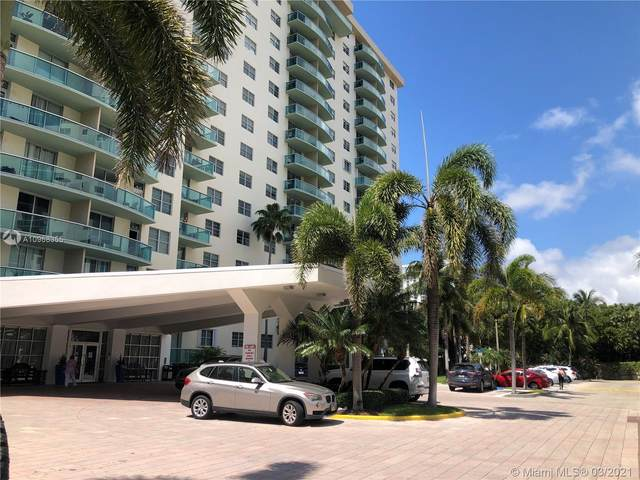 19390 Collins Ave #216, Sunny Isles Beach, FL 33160 (MLS #A10968355) :: Green Realty Properties