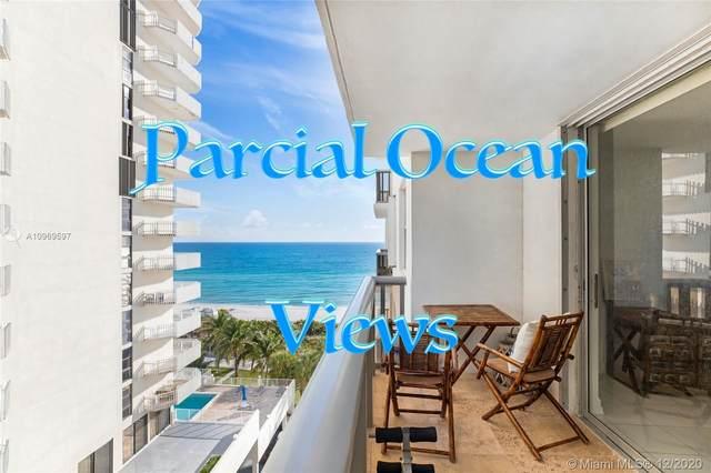 6039 Collins Ave #903, Miami Beach, FL 33140 (MLS #A10969597) :: Patty Accorto Team