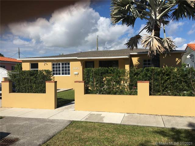 3071 SW 19th Ter, Miami, FL 33145 (MLS #A10969995) :: The Rose Harris Group