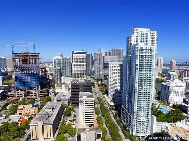 1060 Brickell Ave #3517, Miami, FL 33131 (MLS #A10970189) :: The Teri Arbogast Team at Keller Williams Partners SW