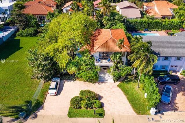 360 Ocean Blvd, Golden Beach, FL 33160 (MLS #A10972245) :: ONE Sotheby's International Realty