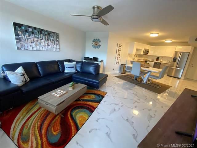 301 N Ocean Blvd #202, Pompano Beach, FL 33062 (MLS #A10972442) :: Green Realty Properties