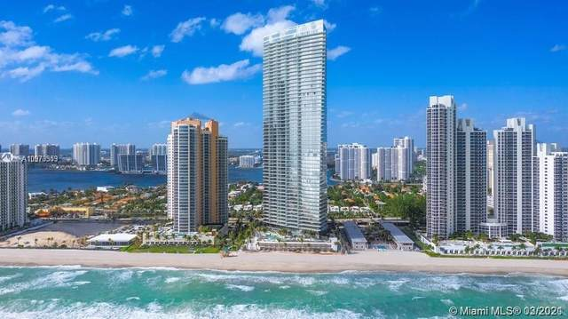 18975 Collins Ave 2400 *FURNISHED, Sunny Isles Beach, FL 33160 (MLS #A10973559) :: Castelli Real Estate Services