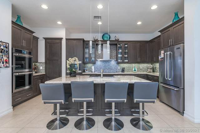 1129 SW 113th Way, Pembroke Pines, FL 33025 (MLS #A10973573) :: Berkshire Hathaway HomeServices EWM Realty