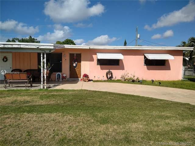 14471 SW 289th Ter, Homestead, FL 33033 (MLS #A10973675) :: All Florida Home Team