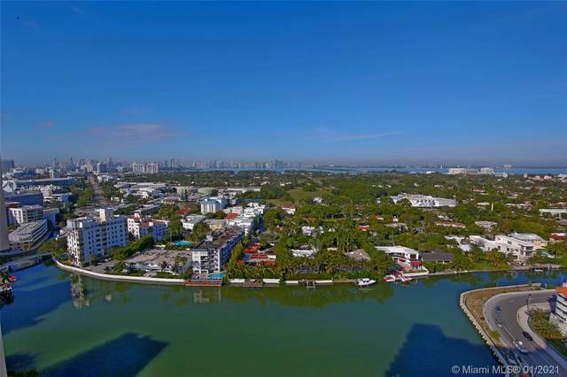 2555 Collins Ave Ph208, Miami Beach, FL 33140 (MLS #A10973689) :: Search Broward Real Estate Team