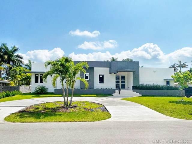 10603 NE 11th Ave, Miami Shores, FL 33138 (MLS #A10974151) :: The Riley Smith Group