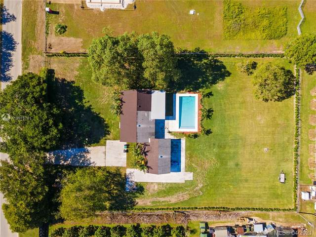 21411 SW 248th St, Homestead, FL 33031 (MLS #A10975781) :: Prestige Realty Group