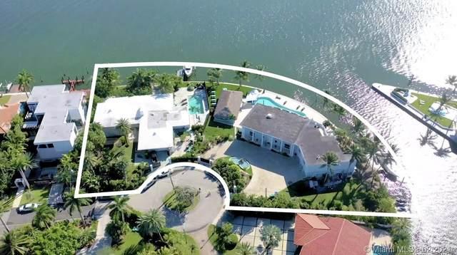 7301 Belle Meade Island Dr, Miami, FL 33138 (MLS #A10976649) :: Carole Smith Real Estate Team
