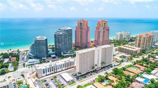 2200 NE 33rd Ave 17K, Fort Lauderdale, FL 33305 (MLS #A10977048) :: GK Realty Group LLC