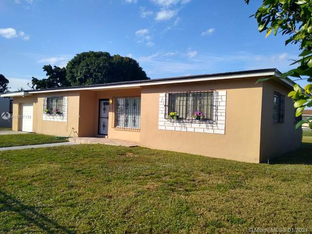3291 NW 176th Ter, Miami Gardens, FL 33056 (MLS #A10977133) :: Berkshire Hathaway HomeServices EWM Realty