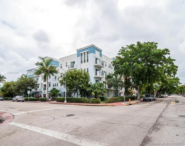 1040 10th St #302, Miami Beach, FL 33139 (MLS #A10977490) :: Green Realty Properties