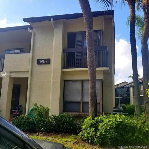 1905 SW 15th St #2, Deerfield Beach, FL 33442 (MLS #A10979254) :: Berkshire Hathaway HomeServices EWM Realty
