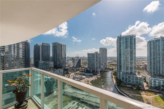 31 SE 5th St #3205, Miami, FL 33131 (MLS #A10979283) :: The Rose Harris Group