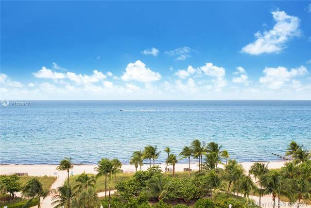9801 Collins Ave 10R, Bal Harbour, FL 33154 (MLS #A10979710) :: The Teri Arbogast Team at Keller Williams Partners SW