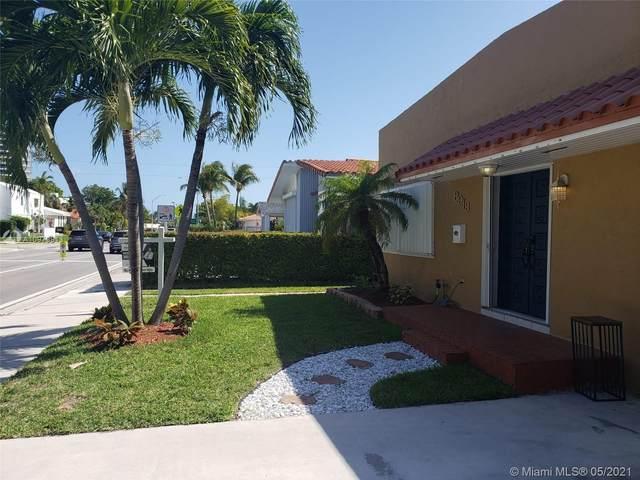 8918 Harding Ave, Surfside, FL 33154 (MLS #A10979913) :: Team Citron