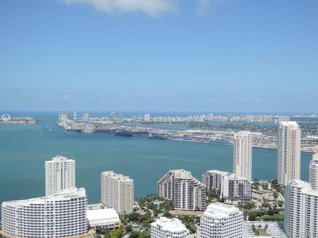 950 Brickell Bay Dr #5608, Miami, FL 33131 (MLS #A10981333) :: Douglas Elliman