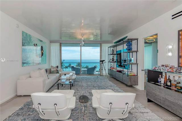 10201 Collins Ave #502, Bal Harbour, FL 33154 (MLS #A10983145) :: The Howland Group