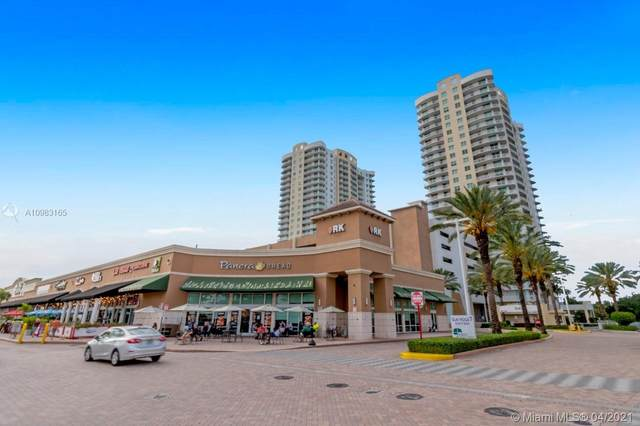 1745 E Hallandale Beach Blvd 1906W, Hallandale Beach, FL 33009 (MLS #A10983165) :: Berkshire Hathaway HomeServices EWM Realty
