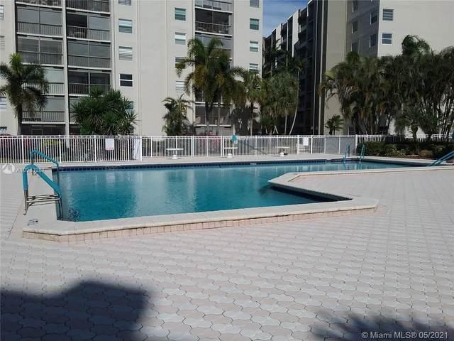 3940 Inverrary Blvd 403A, Lauderhill, FL 33319 (#A10983287) :: Posh Properties
