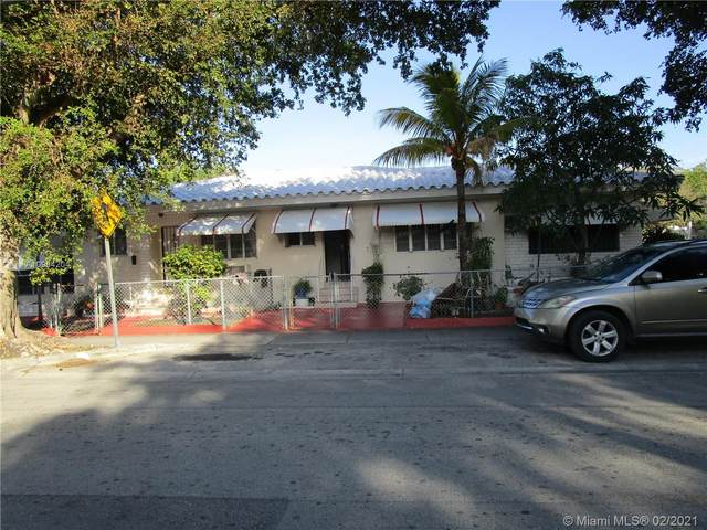 501 NE 70th St, Miami, FL 33138 (MLS #A10984204) :: The Howland Group