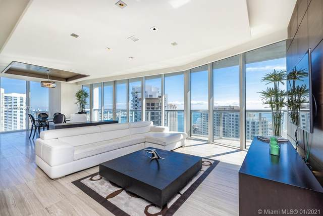 465 Brickell Ave #3301, Miami, FL 33131 (MLS #A10985877) :: Green Realty Properties