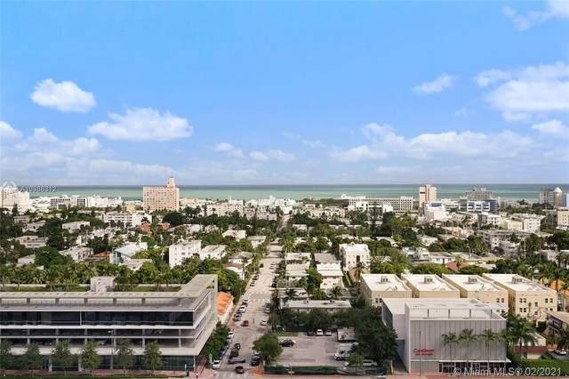 650 West Ave #1806, Miami Beach, FL 33139 (MLS #A10986312) :: Douglas Elliman