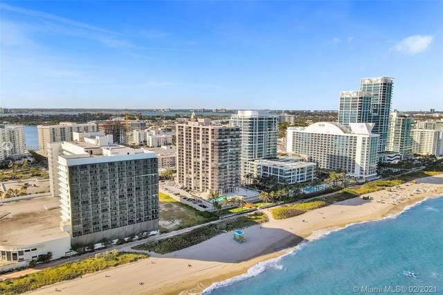 6767 Collins Ave #1709, Miami Beach, FL 33141 (MLS #A10986604) :: Prestige Realty Group