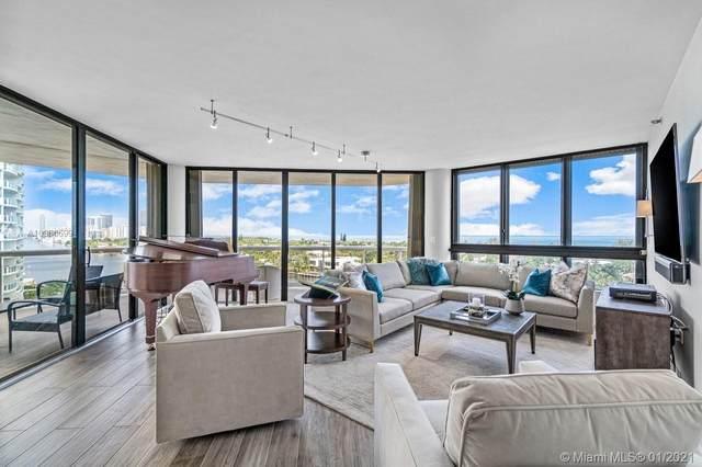 20191 E Country Club Dr 1006 + Cabana, Aventura, FL 33180 (MLS #A10986699) :: Green Realty Properties