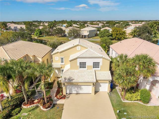 778 NW 156th Ave, Pembroke Pines, FL 33028 (MLS #A10986732) :: The Howland Group