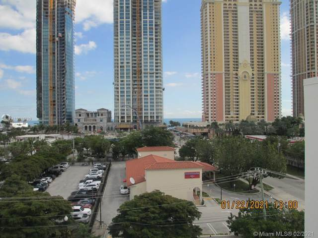 17800 Atlantic Blvd #404, Sunny Isles Beach, FL 33160 (MLS #A10986799) :: Douglas Elliman