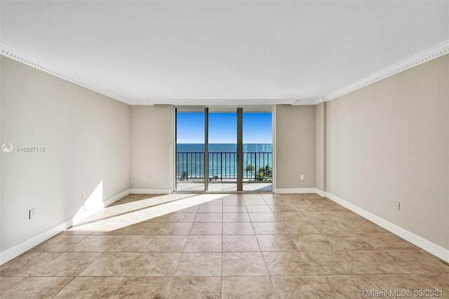 322 Buchanan St #905, Hollywood, FL 33019 (MLS #A10987113) :: Douglas Elliman