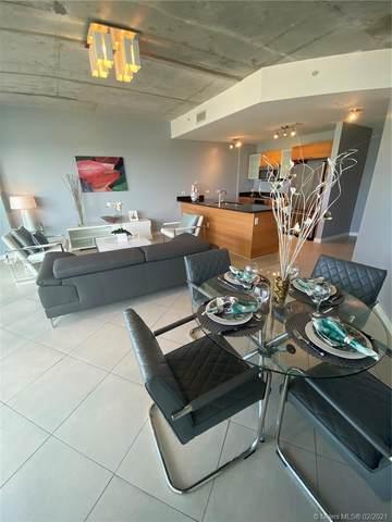 3301 NE 1st Ave H1807, Miami, FL 33137 (MLS #A10987980) :: Search Broward Real Estate Team