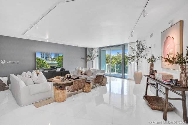 1 Collins Ave #203, Miami Beach, FL 33139 (MLS #A10988720) :: Re/Max PowerPro Realty