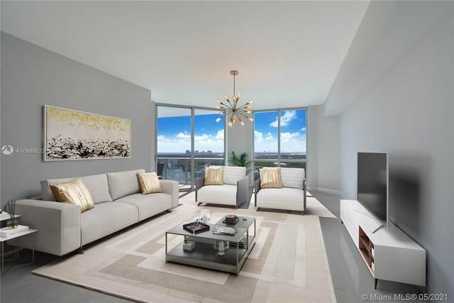 17111 Biscayne Blvd #2306, North Miami Beach, FL 33160 (MLS #A10989523) :: Compass FL LLC