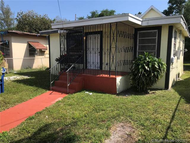 2760 NW 60th St, Miami, FL 33142 (MLS #A10990057) :: Re/Max PowerPro Realty