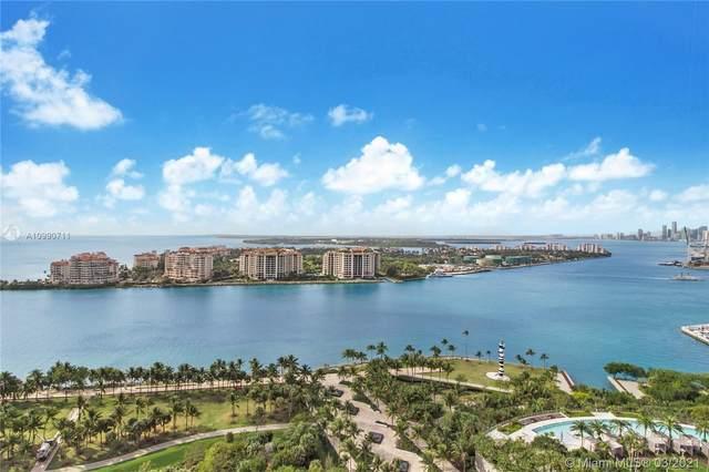 300 S Pointe Dr #2404, Miami Beach, FL 33139 (MLS #A10990711) :: Team Citron