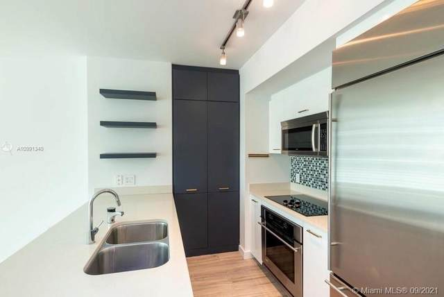 500 Brickell Ave #4110, Miami, FL 33131 (MLS #A10991340) :: Green Realty Properties