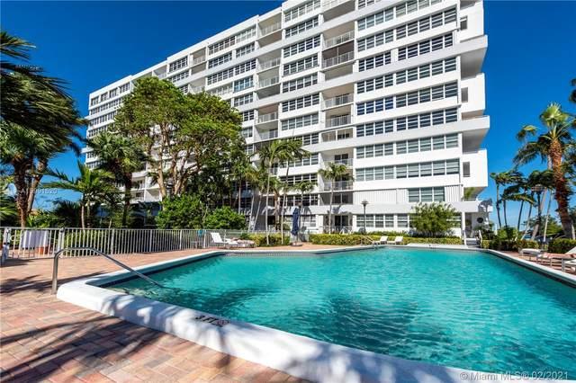 1170 N Federal Hwy #702, Fort Lauderdale, FL 33304 (MLS #A10991520) :: Prestige Realty Group