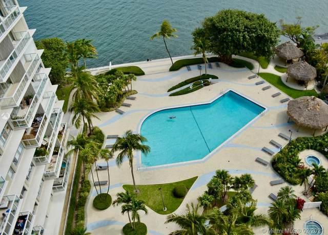2451 Brickell Ave 12T, Miami, FL 33129 (MLS #A10991729) :: Search Broward Real Estate Team